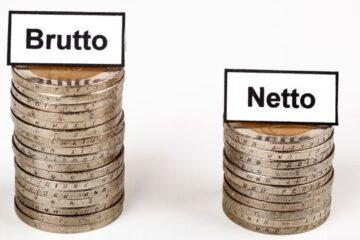 Brutto(gross) - Netto(net) Υπολογισμός καθαρού μισθού 12