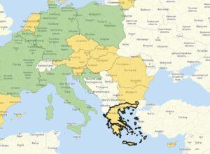 Ποια σύνορα είναι ανοιχτά και τί περιορισμοί υπάρχουν ανά χώρα 1